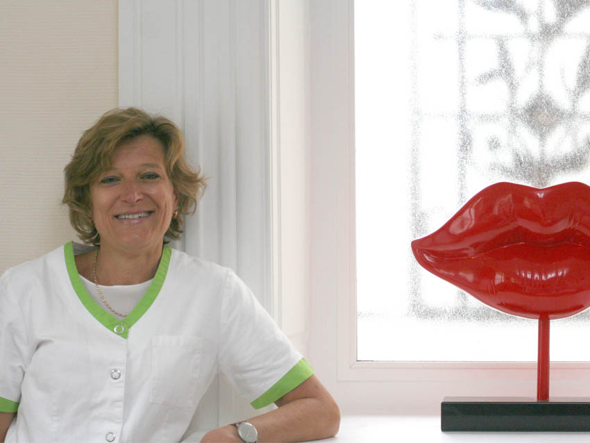 Dr Stéphanie Rocher, Stomatologue Melun